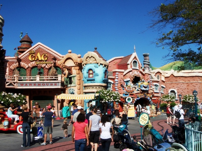 Disney's Toontown