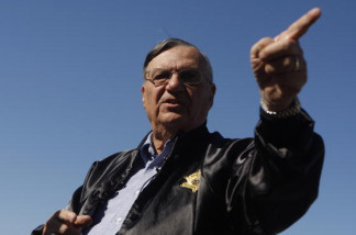 Maricopa County Sheriff Officer Joe Arpaio
