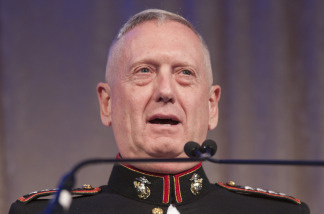 The Senate Armed Services Committee will consider Tuesday Gen. James Mattis' nomination to head U.S. Central Command.