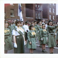 Girl Scout 1960