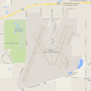 Mid-Continental Airport in Wichita, Kansas