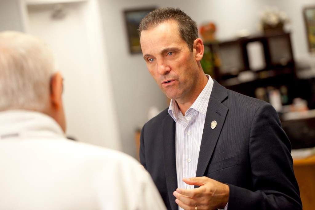 Incumbent Congressman Steve Knight is facing another tough race to keep his seat representing the 25th Congressional District covering parts of north Los Angeles County and Ventura County.