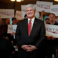 Newt wins South Carolina