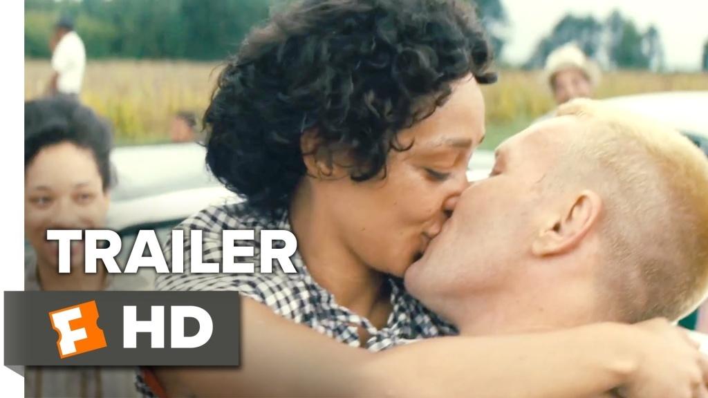 'Loving' starring Ruth Negga, Joel Edgerton and Michael Shannon.