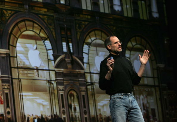 Steve Jobs will be awarded a special Grammy (posthumously) in February, 2012.
