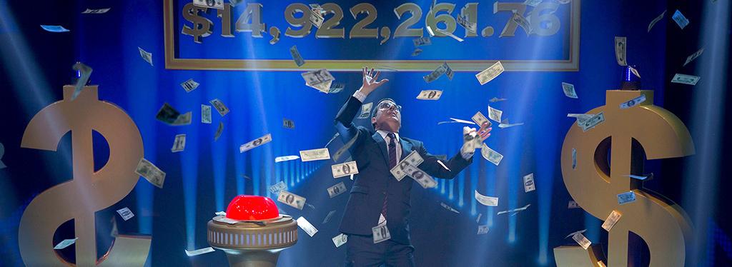 John Oliver pays off old medical debt.