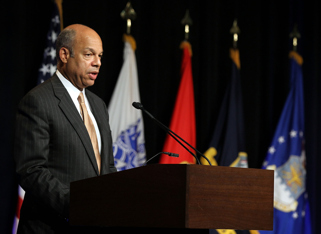 Jeh Johnson in June of 2012.