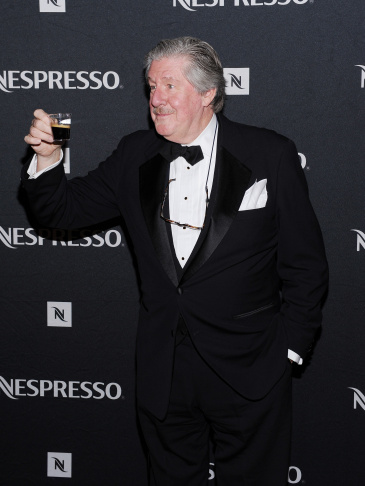 Nespresso Press Room At The 39th International Emmy Awards