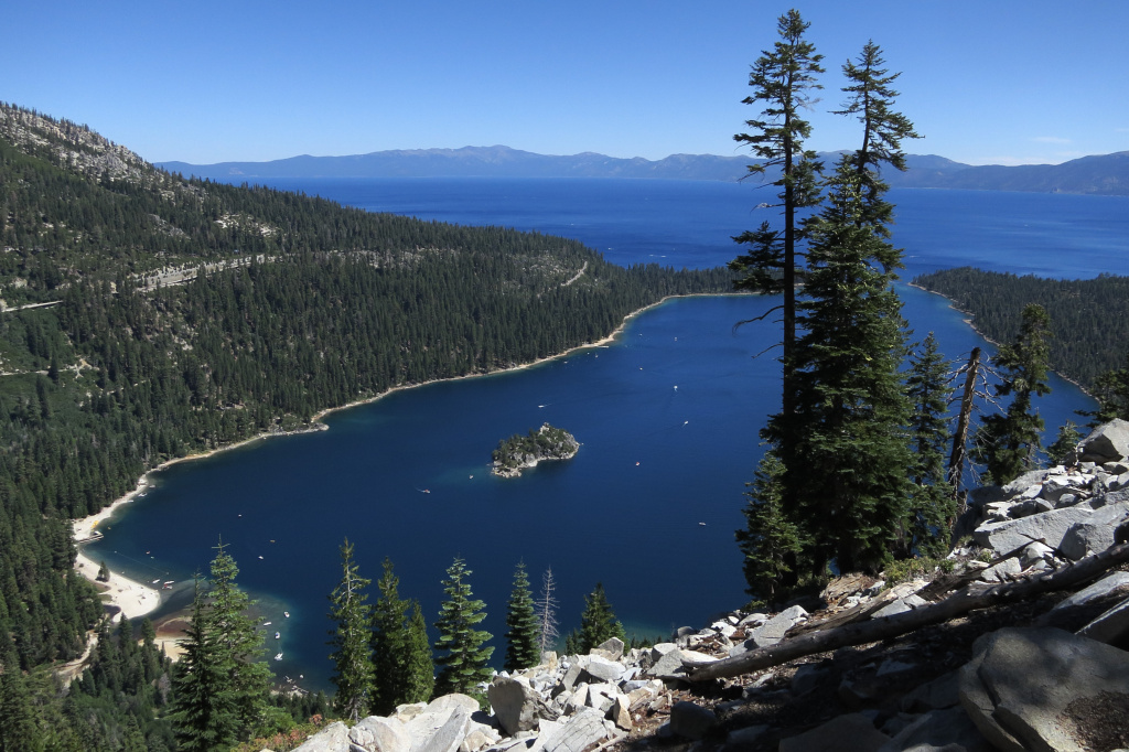 The Lake Tahoe Summit has been held every year since 1997, when President Bill Clinton ordered federal agencies to formally coordinate to protect the lake.