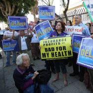 Health Care Workers Rally For Health Care Reform