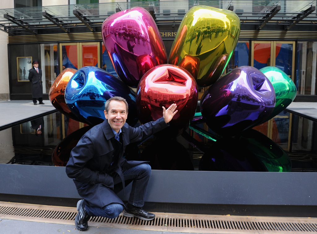 take two jeff koons on salvador dal banality and more 89 3 kpcc. Black Bedroom Furniture Sets. Home Design Ideas