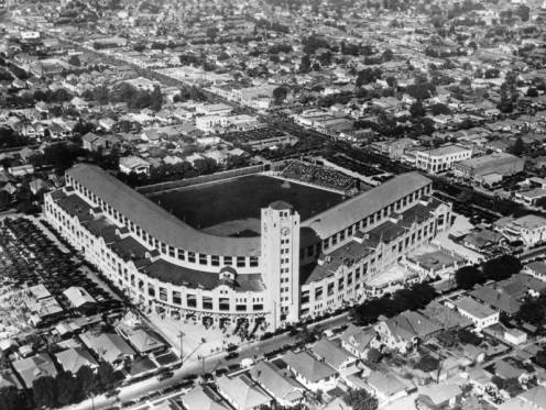 The first named 'Wrigley Field' was actually a stadium in Los Angeles built by William Wrigley, the owner of the Cubs. It was home to a minor league team from L.A. and later to a T.V. show call