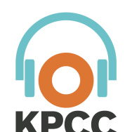 KPCC Headphone Logo