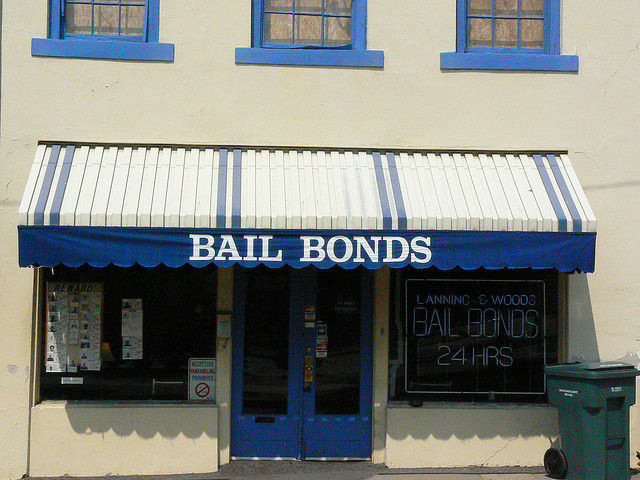 According to a new report, California's jails are full of people who can't afford bail.