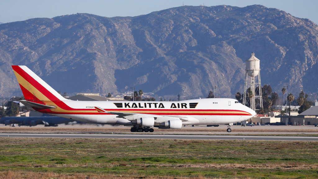A chartered jet carrying U.S. citizens being evacuated from Wuhan, China, landed at March Air Reserve Base in Riverside County, Calif., Wednesday. The passengers are now under a quarantine, the CDC announced Friday.