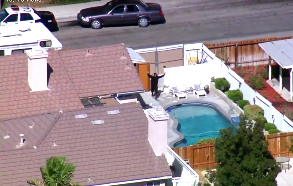 Slideshow: LA County sheriff's sergeant shot, killed