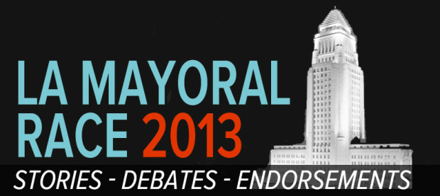 Los Angeles mayor race 2013