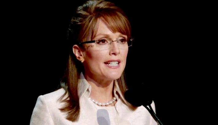 Juliann Moore stars as Sarah Palin in