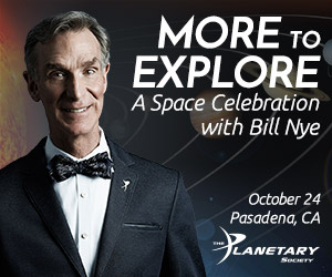 More to Explore: A Space Celebration with Bill Nye