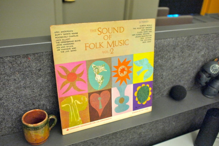 Sound of Folk Music album of the week Peter Stenshoel