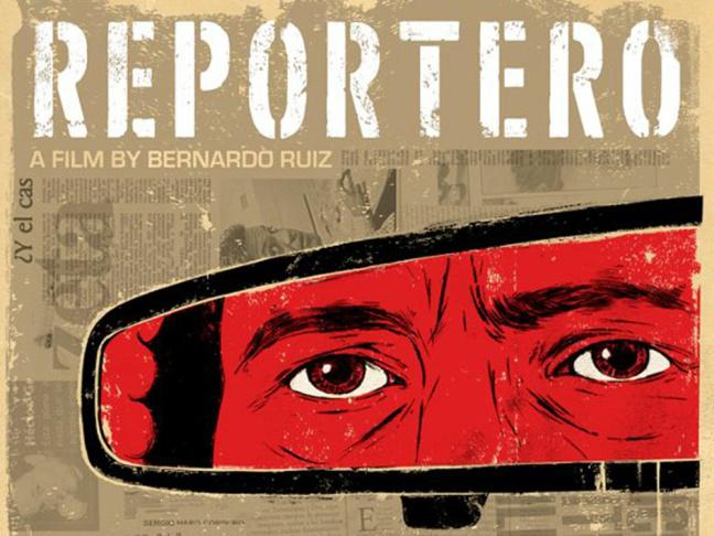Reportero Movie Poster