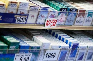 Prices in New York City for some brands of cigarettes are likely to reach $13 a pack with the new tax.