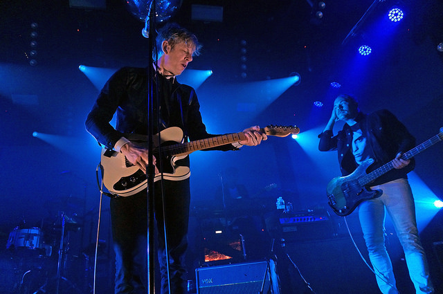 Spoon performed at Teragram Ballroom's opening night on May 31, 2015.