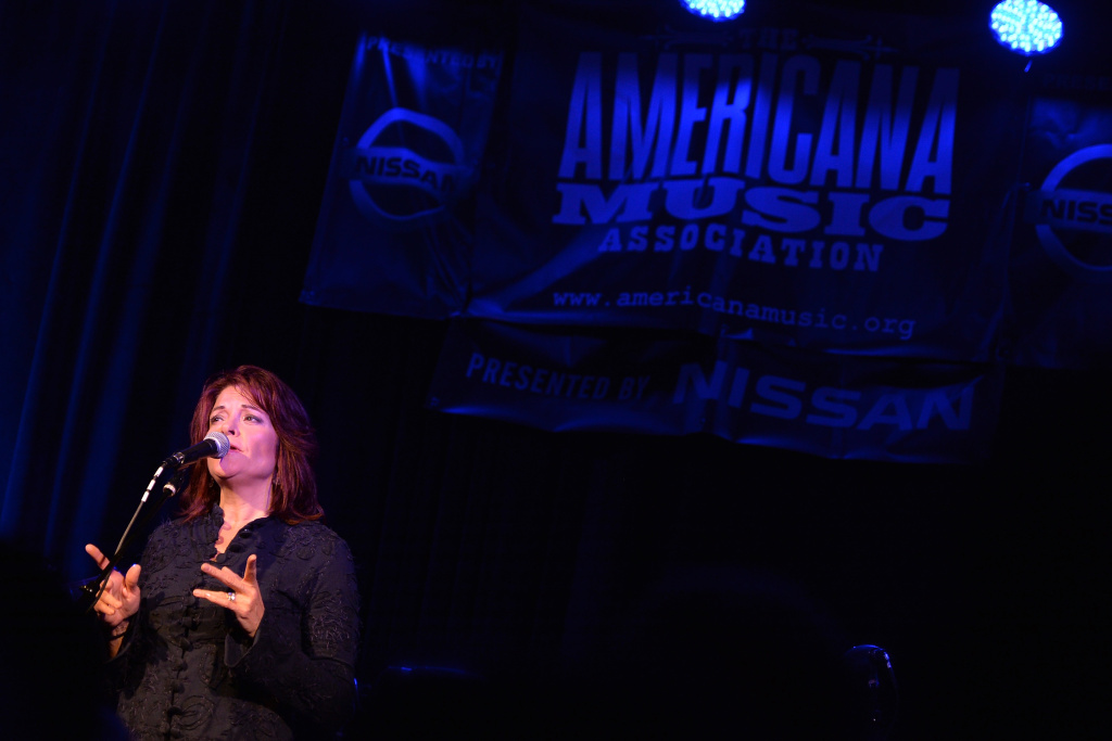Rosanne Cash wrote an op-ed column in the New York Times calling for artists to stand up to the NRA.