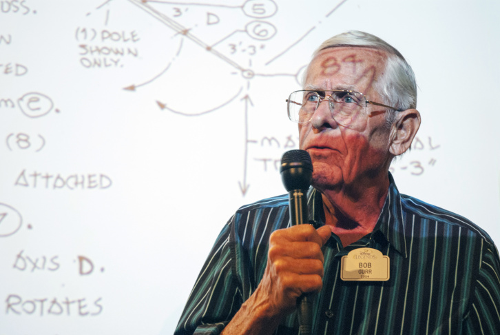 Disney Imagineer Bob Gurr 01