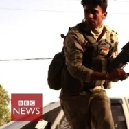 Under fire in Iraq: BBC caught in ISIS gun battle - BBC News