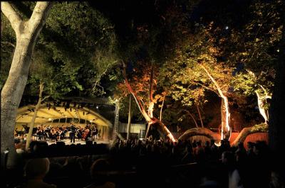 Ojai Music Festival Libbey Bowl
