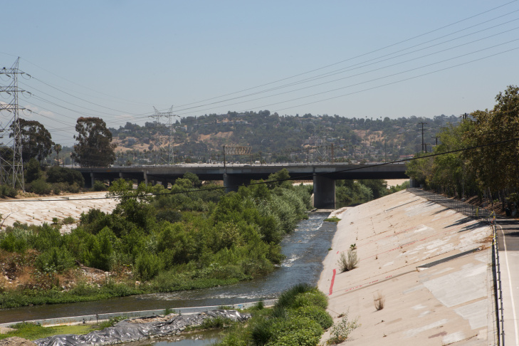 The proposed overhaul of the L.A. River focuses on an 11-mile stretch that extends from Griffith Park to downtown L.A., and aims to revitalize not only the river but the neighborhoods surrounding it.