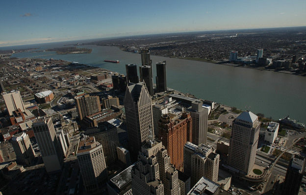 Detroit on Thursday became the largest city in U.S. history to file for bankruptcy, as the state-appointed emergency manager filed for Chapter 9 protection.