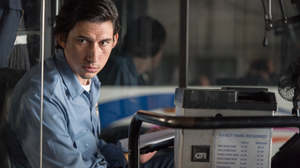 In <em>Paterson</em>, Adam Driver's character does the same thing every day.