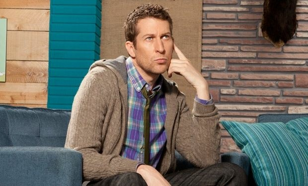 "Scott Aukerman's TV show ""Comedy Bang Bang"" premieres tonight at 10pm on IFC"