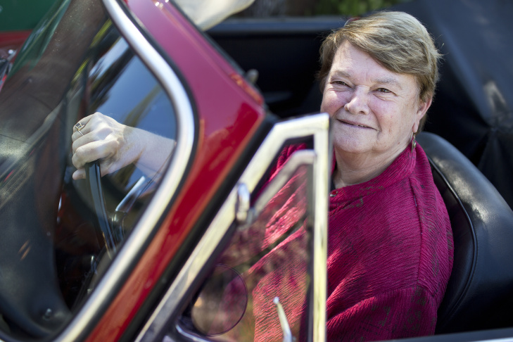 Former State Senator Sheila Kuehl is running to replace Third District Supervisor Zev Yaroslavsky. The district includes Santa Monica, Beverly Hills, Hollywood and most of the San Fernando Valley. Kuehl still drives her red Porsche convertible that she bought brand new 50 years ago.