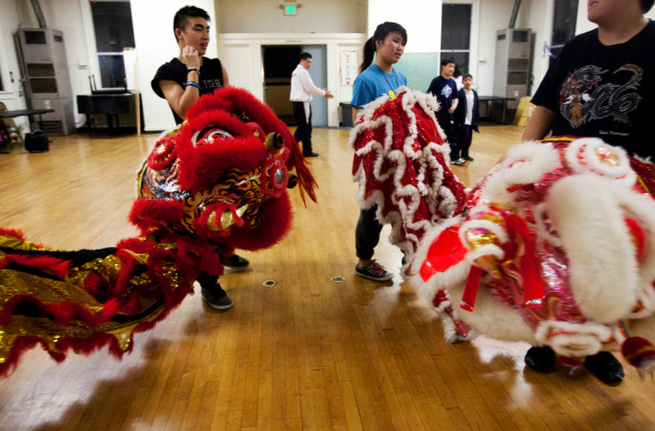Immortals Lion Dance - 9