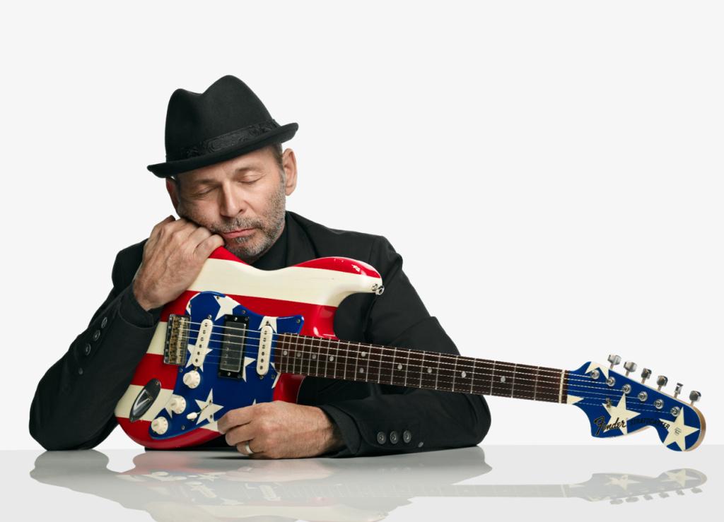 Guitarist Wayne Kramer