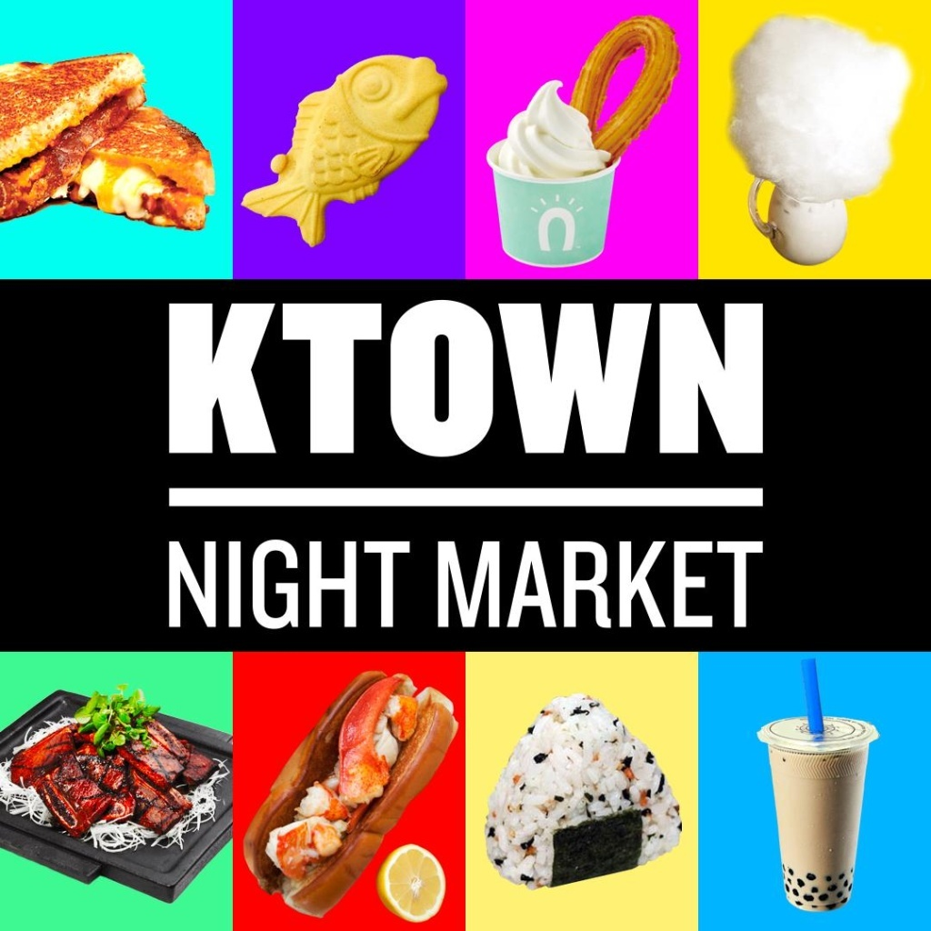 Food Places In Ktown