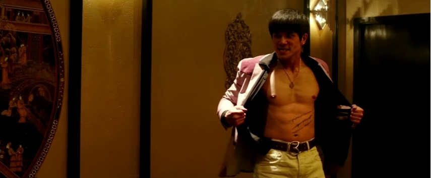 Philip Ng stars as Bruce Lee in the biopic