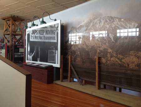 The Manzanar Visitor Center