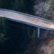 Pfeiffer Canyon Bridge