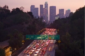 The City of Angels: the rudest city in America?