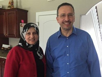 Janan Atta Najeeb and her brother Othman Atta say the negative Muslim rhetoric this campaign season has energized more Muslims to vote and get engaged politically.