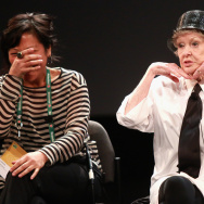 "Tribeca Talks After the Movie: ""Elaine Stritch: Shoot Me"" - 2013 Tribeca Film Festival"