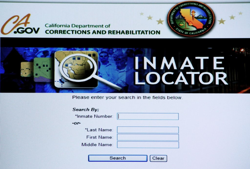 California State Prison Agency Launches Online Inmate