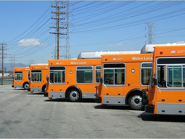 MTA Bus yard