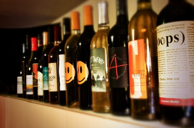 Should all wine bottles have an ingredients label?