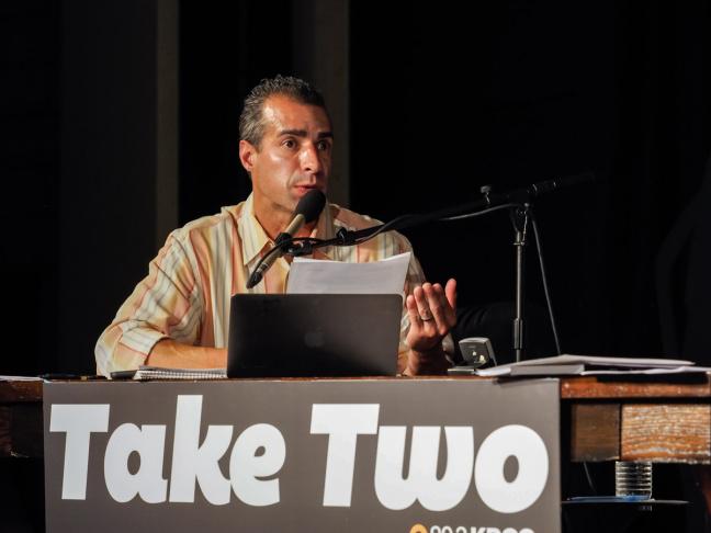 Take Two director, Stephen Hoffman
