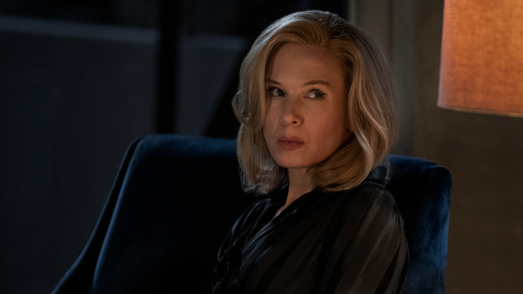 Renee Zellweger plays the rich venture capitalist Anne Montgomery in the Netflix series <em>What/If</em>.